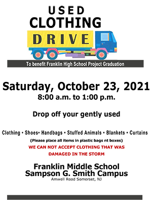 2021 Clothing Drive